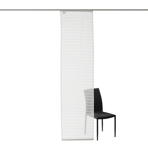 FLÄCHENVORHANG     60/245 cm - Naturfarben, Basics, Textil (60/245cm) - Boxxx