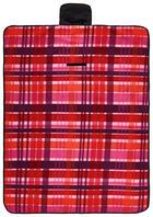 PICKNICKDECKE 130/170 cm - Rot, Textil (130/170cm)