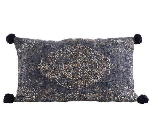 KISSEN 40/60 cm  - Blau, Trend, Textil (40/60cm) - Carryhome