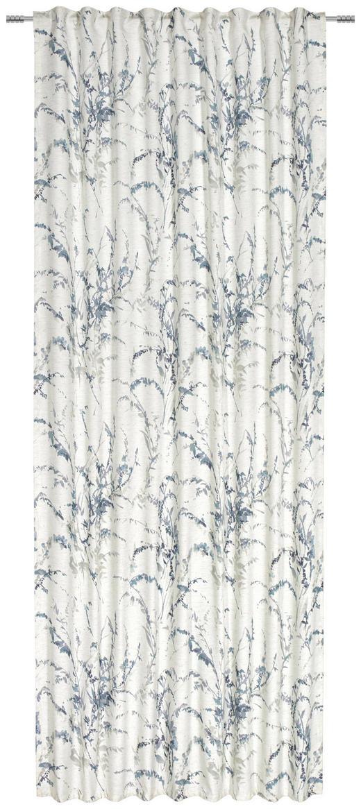 FERTIGVORHANG  blickdicht  135/245 cm - Türkis, LIFESTYLE, Textil (135/245cm) - Esposa
