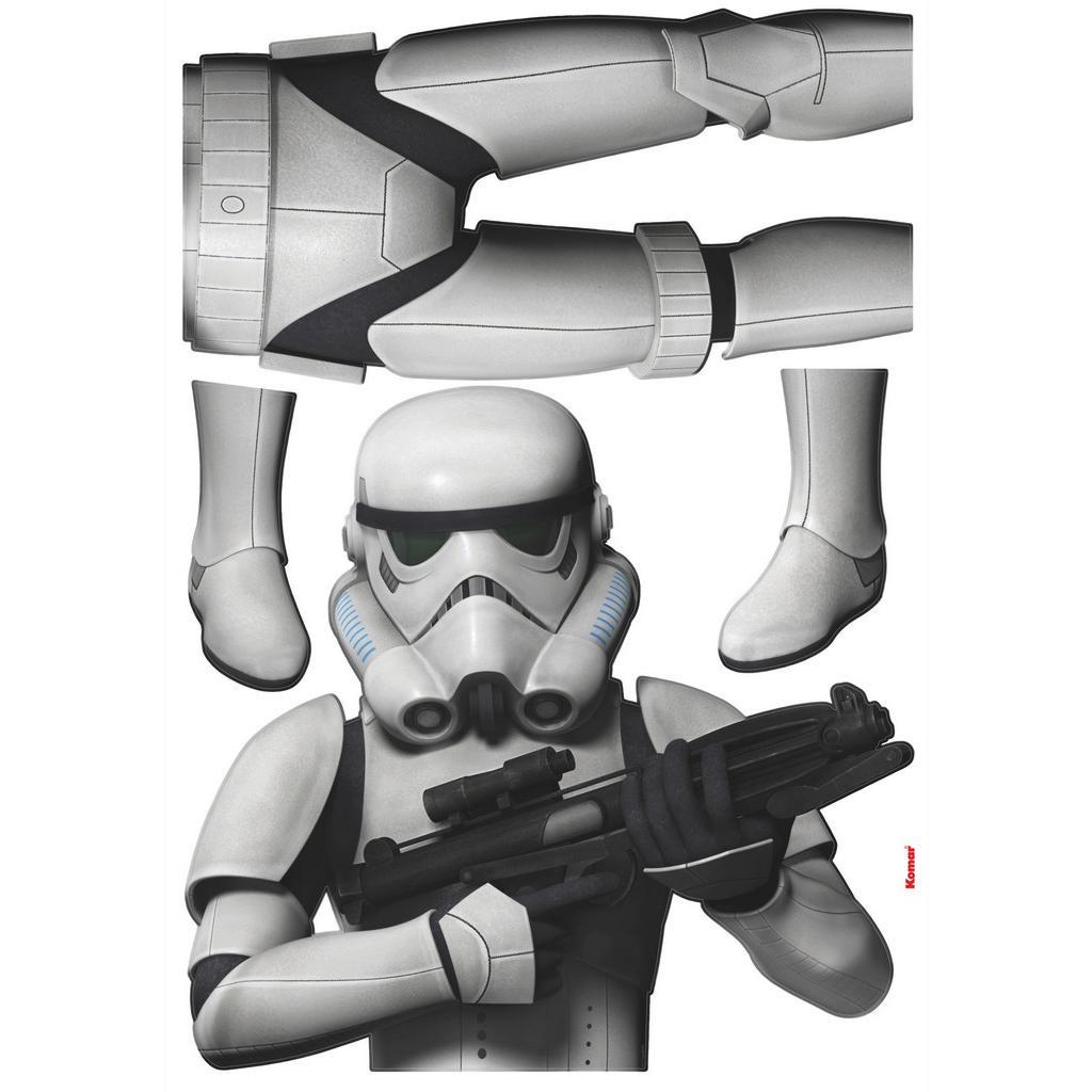 Komar Dekosticker Star Wars Stormtrooper