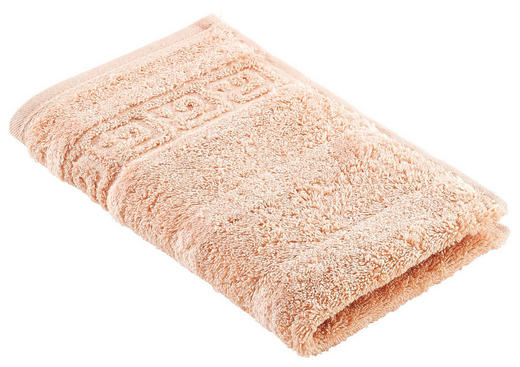 GÄSTETUCH 30/50 cm - Rosa, Basics, Textil (30/50cm) - Cawoe