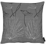 KISSENHÜLLE Anthrazit  - Anthrazit, Design, Textil (46x46cm) - Ambiente