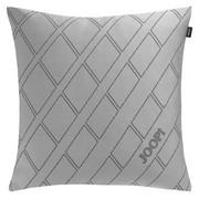 OKRASNA BLAZINA - siva/svetlo siva, Konvencionalno, tekstil (40/40cm) - Joop!