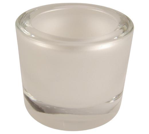 WINDLICHT - Perlmutt, Design, Glas (6,5/5,7cm)