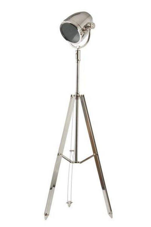 STEHLEUCHTE - Alufarben, LIFESTYLE, Metall (150cm)