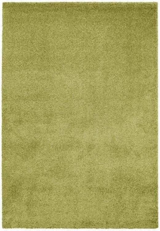HOCHFLORTEPPICH  160/160 cm   Grün - Grün, Basics, Textil (160/160cm) - Novel