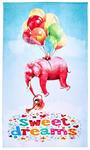 STRANDTUCH 93/150 cm - Multicolor, KONVENTIONELL, Textil (93/150cm) - Esposa