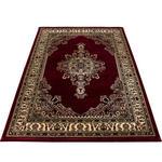 WEBTEPPICH - Rot, KONVENTIONELL, Textil (80/150cm) - Esposa