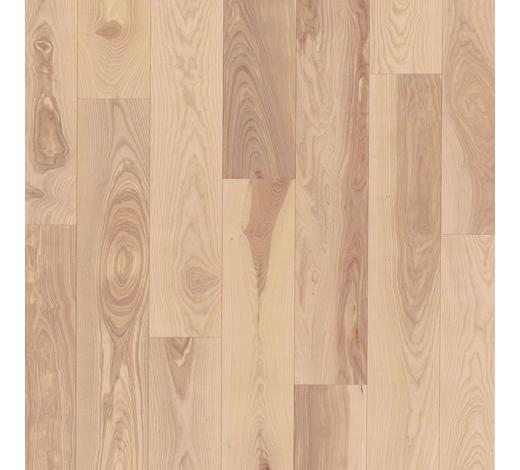 Parkett PARKETTBODEN Esche  per  m² - Hellbraun/Dunkelgelb, LIFESTYLE, Holz (220/18,5/1,3cm) - Parador