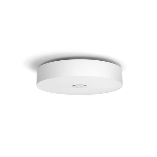 DECKENLEUC. HUE WHITE AMBIANCE - Weiß, Design, Metall (44,4/9,9/44,4cm) - Philips