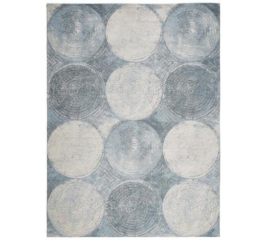 VINTAGE KOBEREC, 120/180 cm, modrá - modrá, Design, textil (120/180cm) - Novel