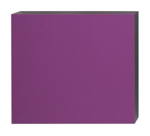 HÄNGEWÜRFEL Lila - Lila, Design (57/51/31cm) - Carryhome