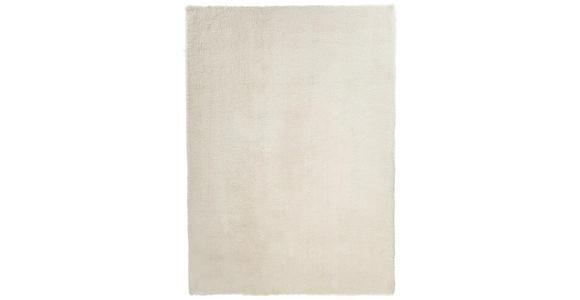HOCHFLORTEPPICH  140/200 cm  getuftet  Weiß - Weiß, Basics, Textil (140/200cm) - Novel