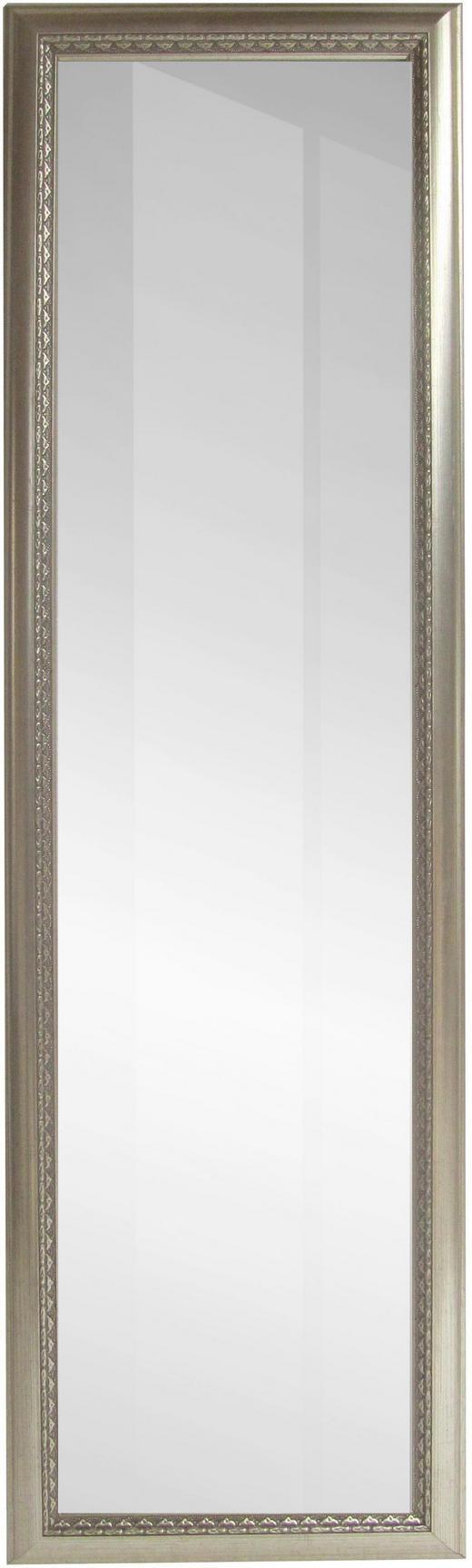 SPIEGEL Bronzefarben, Silberfarben - Silberfarben/Bronzefarben, LIFESTYLE, Holz (38,4/126,4/2,4cm) - LANDSCAPE