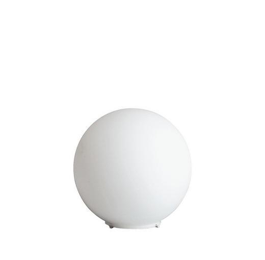 SVJETILJKA STOLNA - bijela, Konvencionalno, metal (20cm)