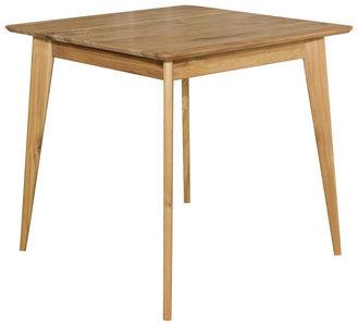 MATBORD - ekfärgad, Design, trä (80/80/76cm) - Carryhome