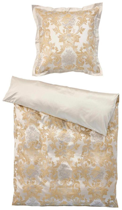 BETTWÄSCHE Goldfarben 135/200 cm - Goldfarben, Basics, Textil (135/200cm)