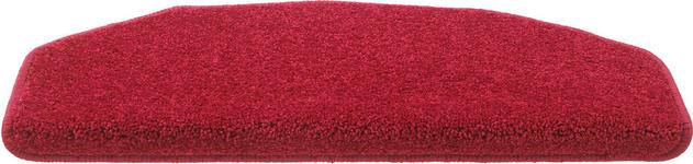 STUFENMATTE in Rot - Rot, KONVENTIONELL, Textil (65/28cm) - Esposa