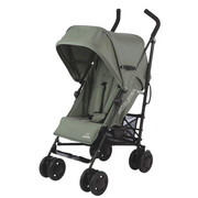 BUGGY SIMBA T4 - STONE GREEN Simba T4 - Dunkelgrün/Schwarz, KONVENTIONELL, Textil/Metall (76/47/109cm)