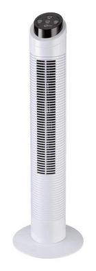 TURMVENTILATOR VO-0675 - Weiß, KONVENTIONELL, Kunststoff (27,5/13,5/93cm)