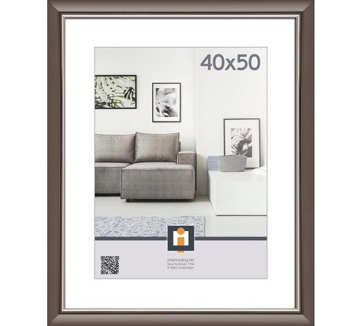 RÁM NA OBRAZY, 55/45/2 cm, antracitová - antracitová, Lifestyle, umělá hmota/sklo (55/45/2cm)