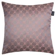 ZIERKISSEN 65/65 cm - Beere/Altrosa, Textil (65/65cm) - Joop!
