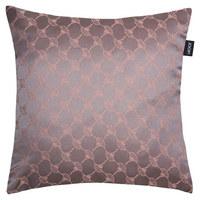 ZIERKISSEN 50/50 cm - Brombeere/Altrosa, Textil (50/50cm) - Joop!