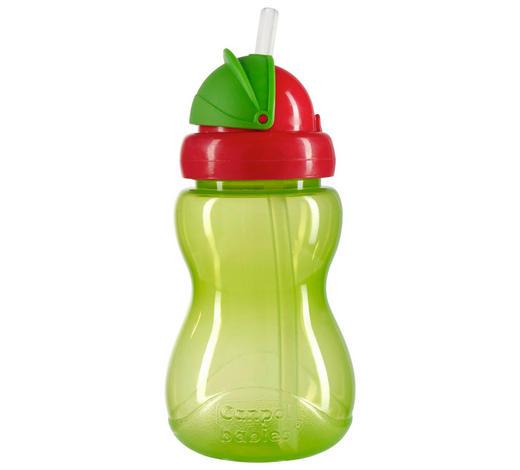 LÁHEV PRO BATOLE - zelená, Basics, umělá hmota (7/7/15cm) - My Baby Lou
