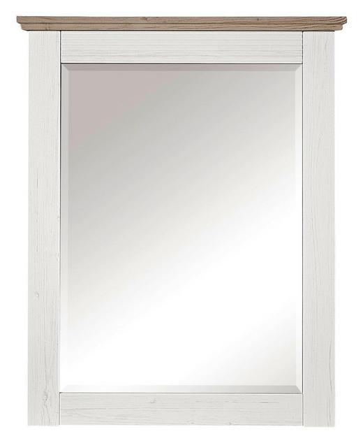 SPIEGEL Pinie Pinienfarben - Taupe/Pinienfarben, LIFESTYLE, Glas/Holzwerkstoff (69/85/4cm)