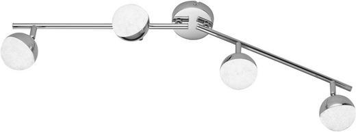LED-SPOT - kromfärg, Design, metall/plast (78/17/9cm)