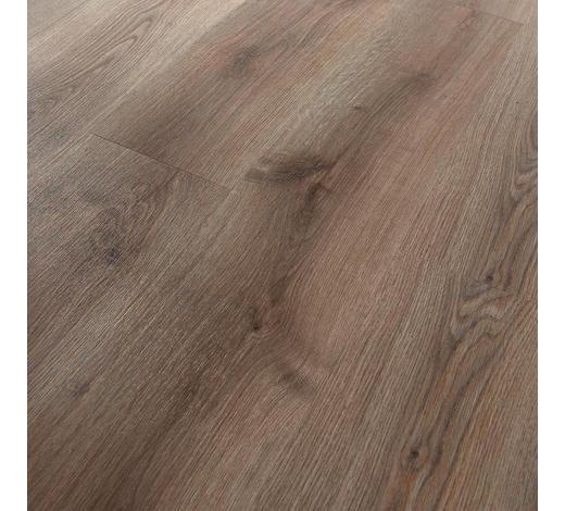 VINYLOVÁ PODLAHA  (m²) - barvy dubu, Design, umělá hmota (125,1/18,7/0,42cm) - Venda