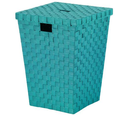 WÄSCHETONNE  - Grau, Basics, Textil (40/40/52cm) - Kela