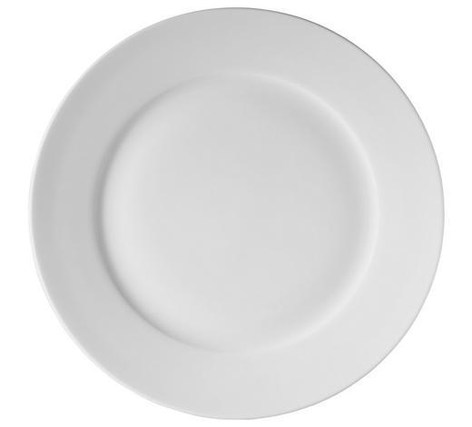 DESSERTTELLER - Weiß, Basics, Keramik (22cm) - Novel