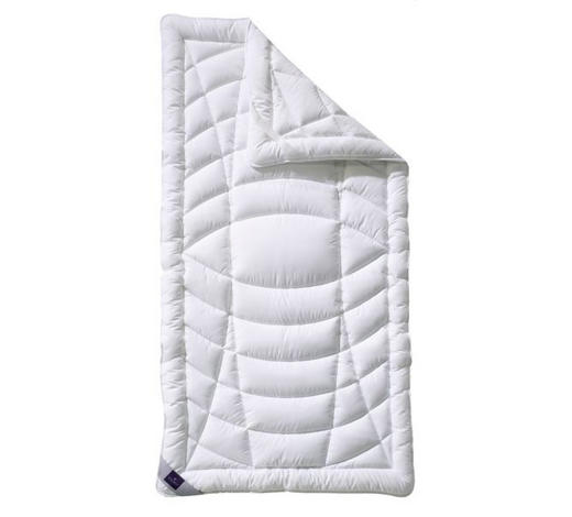 MATRATZENAUFLAGE - Weiß, Basics, Textil (90/200cm) - Billerbeck