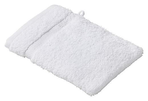 WASCHHANDSCHUH  Weiß - Weiß, Basics, Textil (16/21cm) - ESPOSA