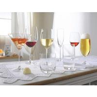 Weißweinglas-Set 6-teilig - Klar, Glas (0,37cm) - LEONARDO