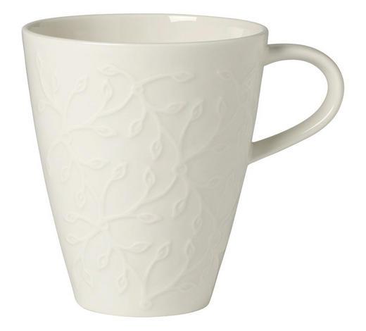 KAFFEEBECHER 350 ml - Creme, KONVENTIONELL, Keramik (0,35l) - Villeroy & Boch