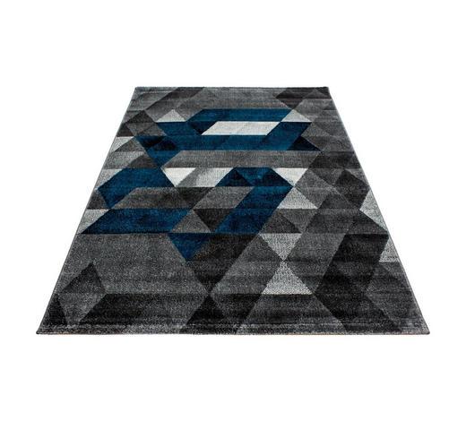 WEBTEPPICH  80/150 cm  Türkis   - Türkis, Trend, Textil (80/150cm) - Novel