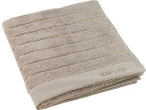 DUSCHHANDDUK - sandfärgad, Basics, textil (70/140cm) - Esposa
