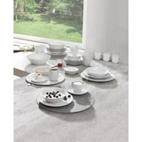 SUPPENTELLER Porzellan  - Weiß, Basics, Keramik (23cm) - Seltmann Weiden
