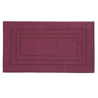 KOPALNIŠKA PREPROGA FEELING - bordo, Konvencionalno, tekstil (67/120cm) - Vossen