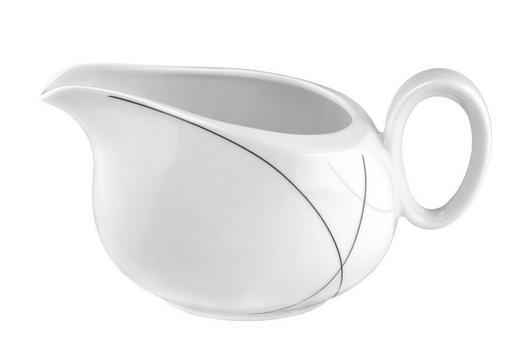 SAUCIERE Keramik Porzellan - Weiß, Basics, Keramik (0,65l) - Seltmann Weiden