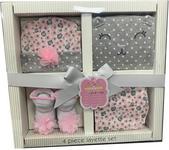 BABYGESCHENKSET - Rosa, Basics, Textil - My Baby Lou