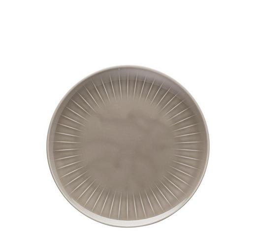 TELLER Keramik Porzellan  - Grau, Basics, Keramik (24cm) - Rosenthal