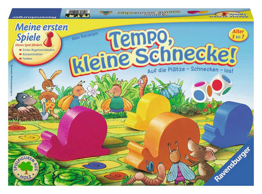 LERNSPIEL - Basics, Karton (33,5/23,1/5,5cm) - Ravensburger