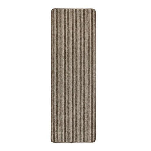 LÄUFER  80/240 cm  Braun - Braun, Basics, Textil (80/240cm) - Esposa