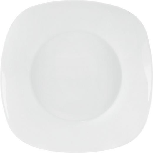 SUPPENTELLER Porzellan - Weiß, Basics (23cm) - BOXXX