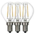 LED-LEUCHTMITTEL - Klar, Basics, Glas/Metall (4,5/7,6cm) - Boxxx
