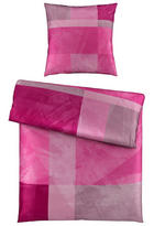 BETTWÄSCHE Satin Rosa 135/200 cm - Rosa, Design, Textil (135/200cm) - Novel